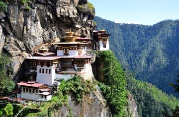 ESCAPE TO BHUTAN