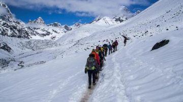 Dzongri Goecha La Trek