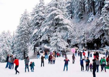 CHARMING SHIMLA AND MANALI TOUR PACKAGE 3 NIGHTS AND 4 DAYS