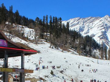 COUPLE MANALI TOUR PACKAGE WITH SUPREME TRAVELERS