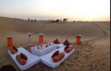 Sam Sand Dunes Camp Jaisalmer