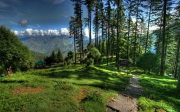 Beauty Of Mussoorie