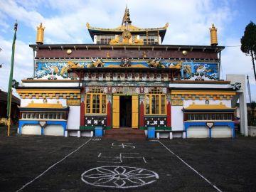 OTIN -NE - 4- HEAVEN ON HILLS Darjeeling 2N - Kalimpong 1N
