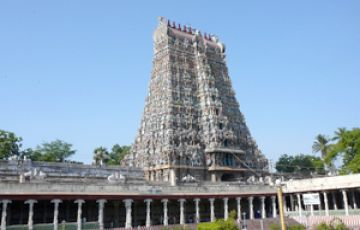 MADURAI MEENAKSHI TEMPLE PILGRIMAGE TOUR PACKAGE 3 NIGHTS AN
