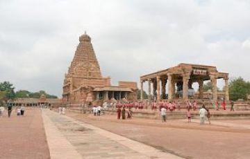 THANJAVUR PILGRIMAGE TOUR PACKAGE 3 NIGHTS AND 4 DAYS