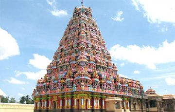 KUMBAKONAM HINDU PILGRIMAGE TOUR PACKAGE 2 NIGHTS AND 3 DAYS