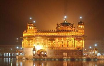 GOLDEN TEMPLE SIKH PILGRIMAGE TOUR PACKAGE 2 NIGHTS AND 3 DA