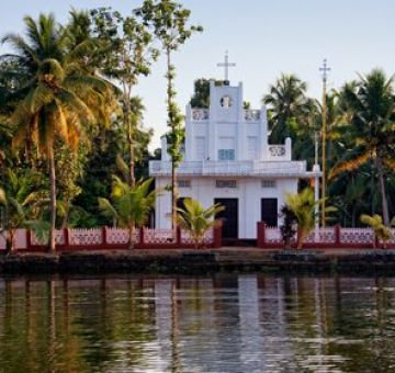 TEMPLES AND CATHEDRALS OF SOUTH INDIA CHRISTIAN PILGRIMAGE T