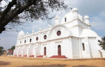 VELANKANNI CHURCH CHRISTIAN PILGRIMAGE TOUR PACKAGE 2 NIGHTS