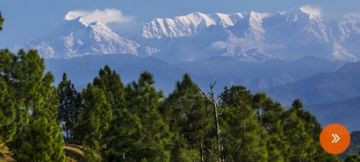 MOUNTAIN MAGIC IN KAUSANI TOUR PACKAGE 3 NIGHTS AND 4 DAYS
