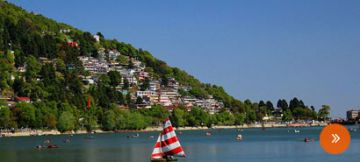 NAINITAL WITH CORBETT TOUR PACKAGE 2 NIGHTS AND 3 DAYS