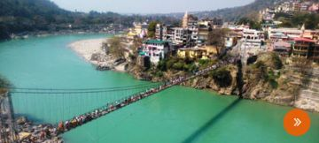 MUSSOORIE RISHIKESH TOUR PACKAGE 2 NIGHTS AND 3 DAYS