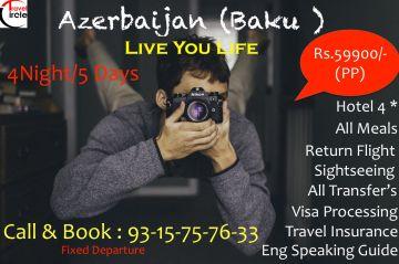 Live your life- Baku- 59900/-