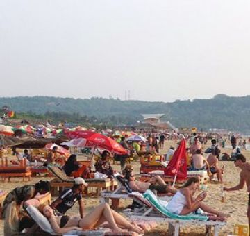 CANDOLIM BEACH TOUR PACKAGE 2 NIGHTS AND 3 DAYS