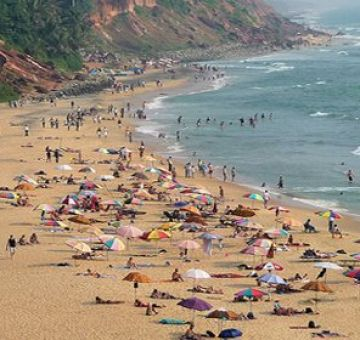 VARKALA BEACH TOUR PACKAGE 2 NIGHTS AND 3 DAYS