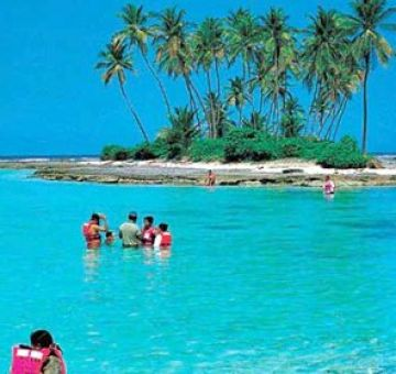 LAKSHADWEEP BEACH TOUR PACKAGE 2 NIGHTS AND 3 DAYS