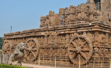 SUN TEMPLE KONARK TOUR PACKAGE 2 NIGHTS AND 3 DAYS
