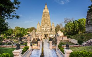 MAHABODHI TEMPLE COMPLEX BIHAR TOUR PACKAGE 2 NIGHTS AND 3 D