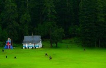 TOP TOURIST ATTRACTIONS IN DALHOUSIE