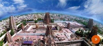 SOUTH INDIA PILGRIMAGE HINDU TOUR PACKAGE 2 NIGHTS AND 3 DAY