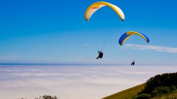 DON NOT MISS OUT PARAGLIDING ADVENTURE IN KAMSHET