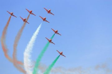 LET PLAN HOLIDAYS TO WITNESS AN AIRSHOW WITH SUPREME TRAVELE