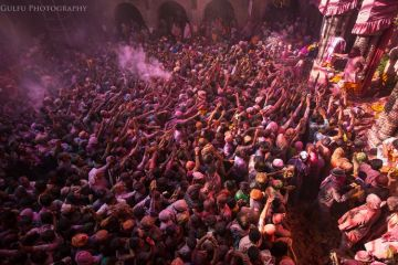BOOK YOUR TRIP TO HOLI AT VRINDAVAN WITH OUR BEST CUSTOMIZED