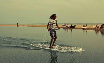 ORISSA KONARK TEMPLE & SURFING LESSONS