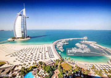 Glitz-n-Glamour Al Dubai  4 Nights