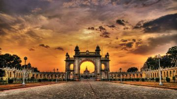 INCREDIBLE PLACES TO VISIT IN INDIA BEFORE YOU DIE MYSORE KA
