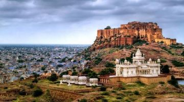 INCREDIBLE PLACES TO VISIT IN INDIA BEFORE YOU DIE JODHPUR R
