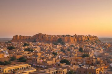 INCREDIBLE PLACES TO VISIT IN INDIA BEFORE YOU DIE JAISALMER