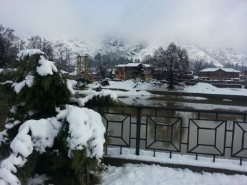 New Year in Kashmir