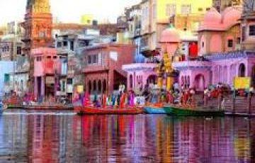 Agra Mathura Vrindavan Tour