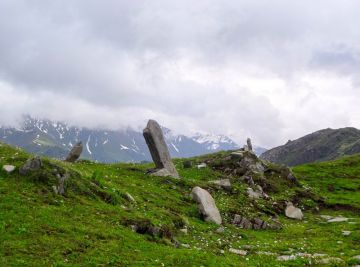 EXPERIENCE THE CHARMS OF CHANDERKHANI PASS