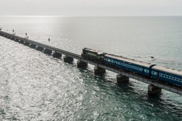MOST AMAZING TRAIN EXPERIENCES IN SETHU EXPRESS