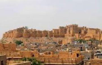 Jaisalmer Hotel & Camp Package