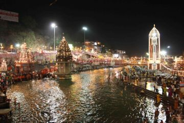 HAVE AN ADVENTUROUS DAY OUT AT HARIDWAR