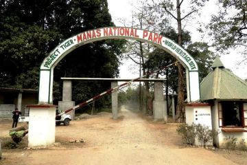 BEST NATIONAL PARKS AND WILDLIFE SANCTUARIES MANAS NATIONAL