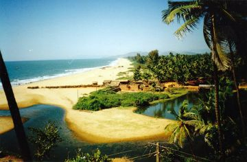 GOKARNA SAND AND THE SEA IS ALL YOU CAN SEE