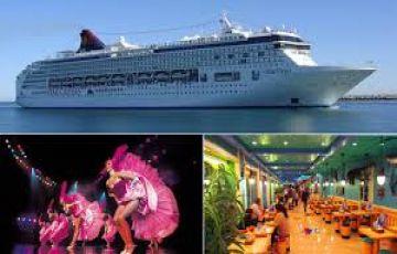 Singapore Cruise Tour A1