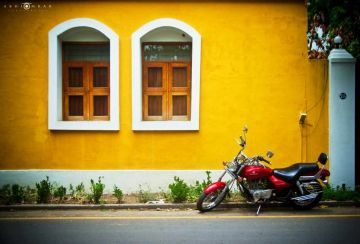 BEST PLACES TO VISIT IN SOUTH INDIA PONDICHERRY
