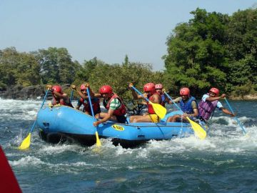 DANDELI CAMPING AND WHITE WATER RIVER RAFTING
