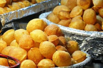 BEST PLACES FOR STREET FOOD IN BANGALORE RAKESH KUMAR PANI P