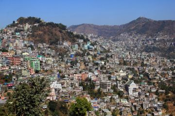 BEST HILL STATIONS TOUR PACKAGE IN AIZWAL