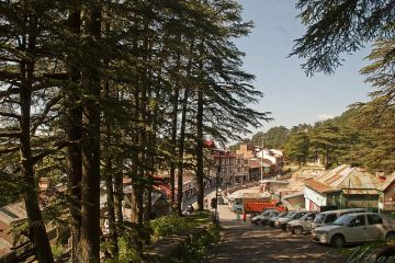 BEST HILL STATIONS TOUR PACKAGE IN CHAIL
