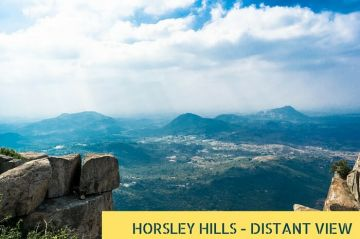 HORSLEY HILLS A POPULAR SUMMER HOLIDAY DESTINATION IN ANDHRA