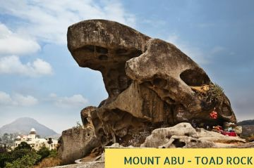 MOUNT ABU  A PICTURESQUE OASIS IN THE DESERT