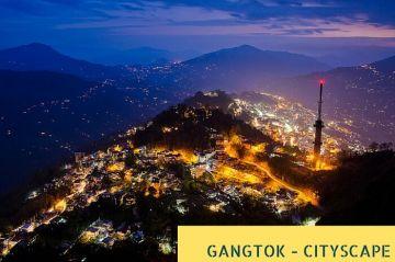 GANGTOK THE SHIMMERING CAPITAL CITY OF SIKKIM