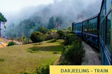 DARJEELING HOME TO KANGCHENJUNGA THE WORLD THIRD-HIGHEST MOU